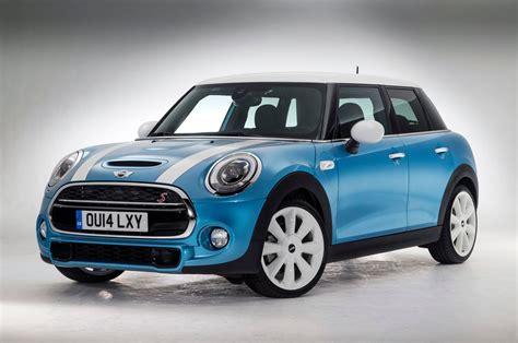 Mini Door by New Five Door Mini Hatchback Revealed Exclusive Studio