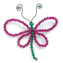 beaded butterfly craft dazzling beaded butterfly craft project arthistorygalore