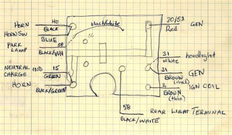 bmw r50 cafe racer wiring diagrams wiring diagram