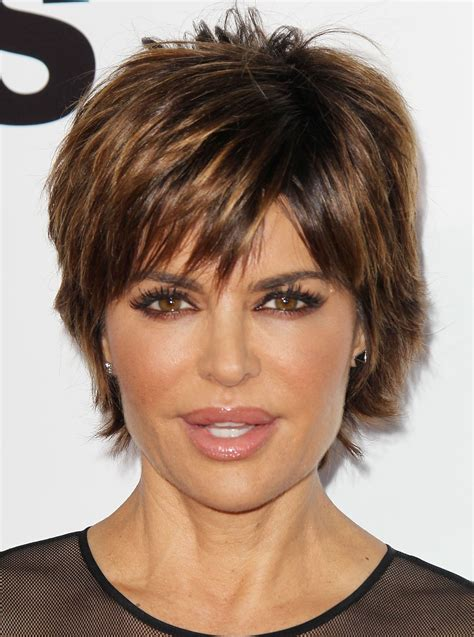 What Products Does Lisa Rinna Usenin Her Hair | lisa rinna lisa rinna at veronica mars premiere in