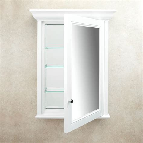 mirrored bathroom medicine cabinets bathroom medicine cabinet zoom null styleline 20 in w x