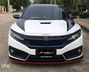 Turbo For Honda Civic Honda Civic Turbo 1 5 Vtec Cvt 2016 For Sale In Gujranwala