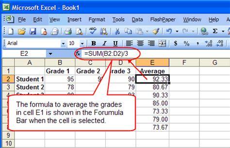 nomina en excel formulas excel funciones de excel informatica2013 introducion a las formulas en excel