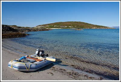 inflatable boat journeys inflatable boat journeys from scotland gigha by foot