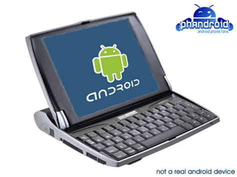 android netbook android netbooks tested by