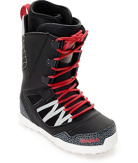 light up snowboard boots thirtytwo light jp snowboard boots zumiez