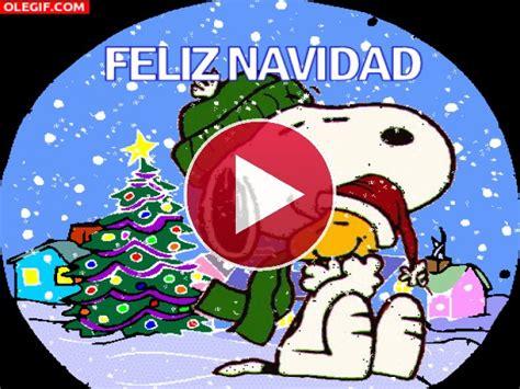 imagenes animadas snoopy navidad gif snoopy te desea quot feliz navidad quot gif 4188