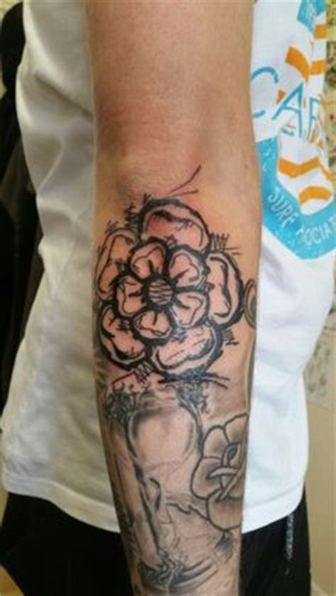 yorkshire rose tattoo designs new tattoos roses