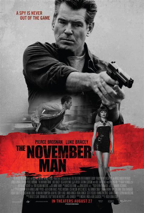 film bioskop november 2014 poster the november man 2014 blogbusters