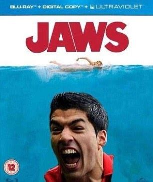 Luis Suarez Meme - best luis suarez bite virals on the web from jaws to