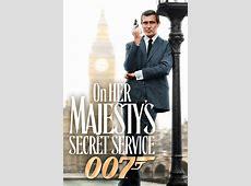 My Journey with On Her Majesty's Secret Service by Logan ... George Lazenby James Bond