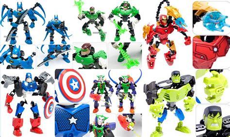 Mainan Lego 1 Set Dalam Box jual lego marvel captain america iron