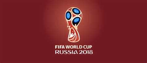 world cup fifa world cup russia 2018 logo logotype