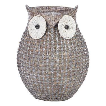 Living Space Owl Laundry Storage Her Grey Spotlight Owl Laundry