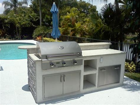 Outdoor Kitchen Cabinet Kits 26 Mindblowing Outdoor Kitchen Cabinet Ideas Interiorsherpa