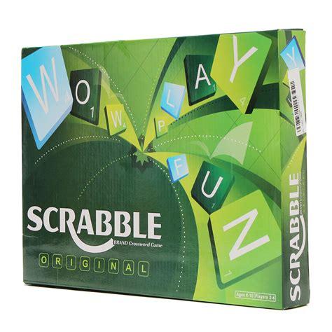 scrabble brand scrabble board brand crossword letters tiles for