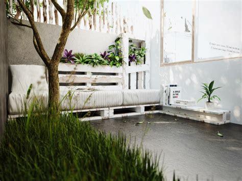garten sitzecke  ideen wie sie ein outdoor wohnzimmer