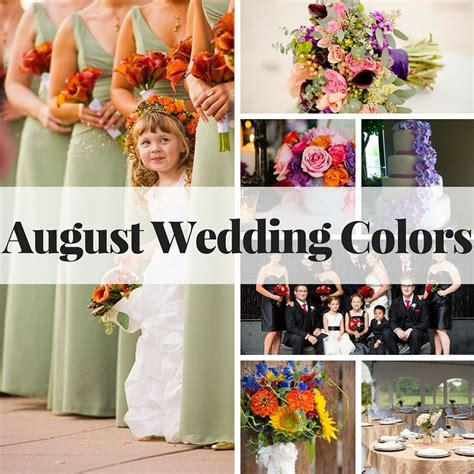 august wedding colors best 20 august wedding colors ideas on fall