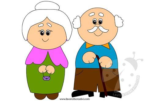 clipart nonni idee per lavoretti nonni lavoretti creativi