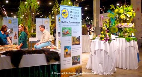 boston flower and garden show boston flower and garden show 2018 landscape garden displays