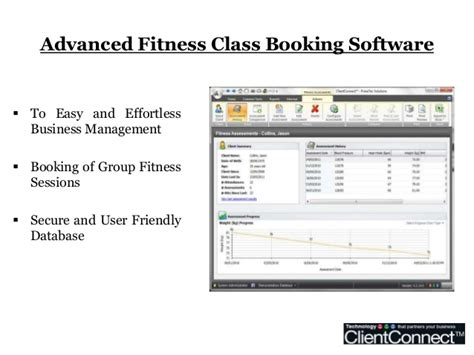 Fitness Software 2 by Fitness Class Booking Software