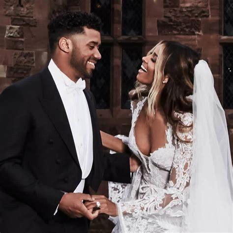 A2312 Rihana Set 2in1 ciara s wedding dress see the roberto cavalli gown
