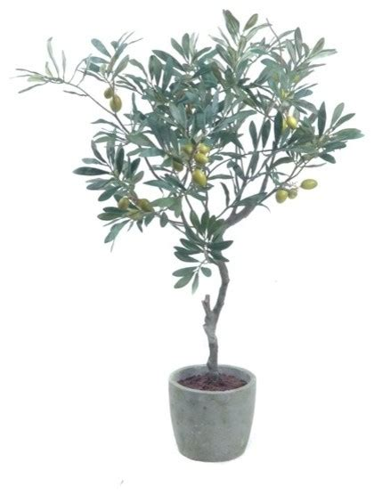 potted artificial tree artificial potted olive tree modern trees