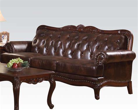 birmingham upholstery acme furniture classic sofa birmingham ac05945