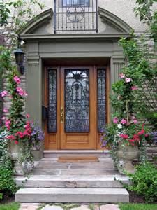 Front Door Flower Arrangements 59 Front Door Flower And Plant Ideas