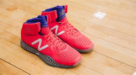 new balance basketball shoe new balance is getting back into basketball at least for