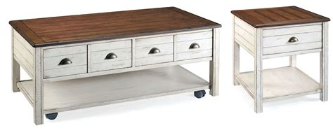 magnussen bellhaven sofa table bellhaven rectangular end table end tables occasional
