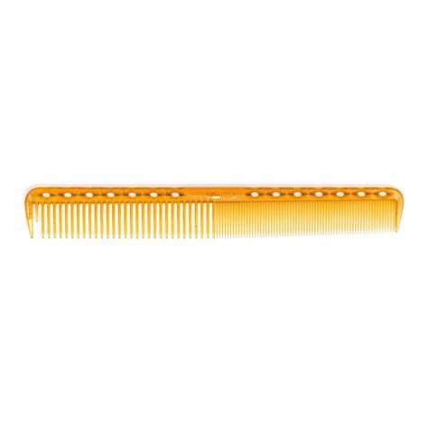 Ys Park 337 Tooth Cutting Comb Camel ys park 335 cutting comb 8 5