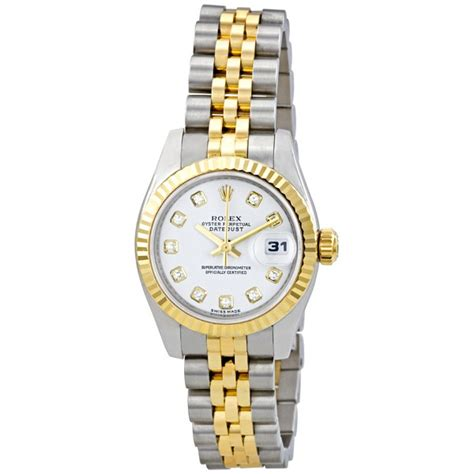 rolex datejust white jubilee bracelet two