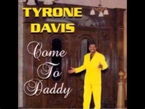 Tyrone Davis Banging The Headboard Youtube
