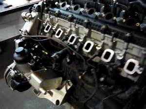 bmw e39 530d m57 engine parte 3 youtube