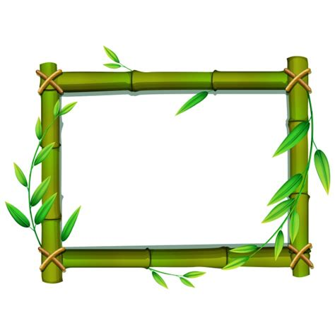 design frame cdr bamboo vectors photos and psd files free download