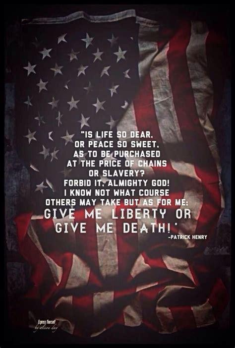 cadenas de muerte facebook patrick henry quote liberty or death pinterest