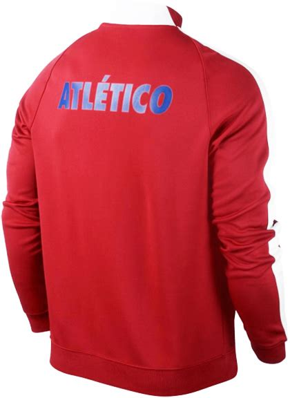 Jaket Atletico Madrid N98 Red 2014 2015 Big Match | jaket atletico madrid n98 red 2014 2015 big match