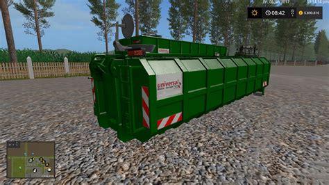 kotte universal pack kotte universal pack v2 0 x fs17 farming simulator 17