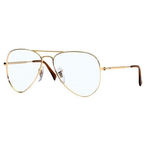 ban reading glasses gold frames