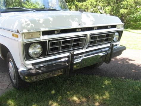 ford pickup beds for sale 1976 f100 ford pickup truck 6 ft bed v8 302 auto for sale