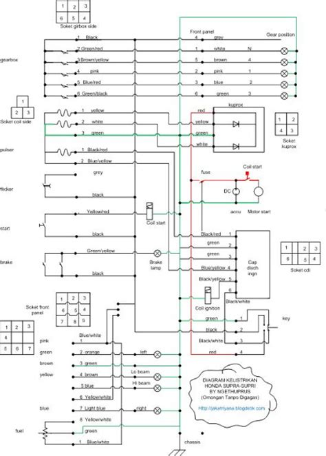 vespa gl wiring diagram vespa get free image about