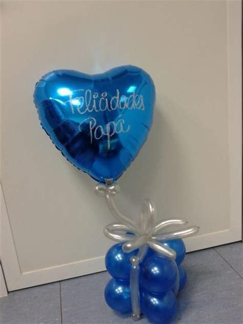 arreglos con globos para el dia del padre partyland d 237 a del padre centro de mesa regalito