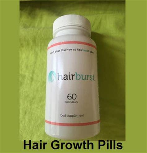 hair burst vitamins reviews hairburst pills 1 week hair growth test review 2017 2018