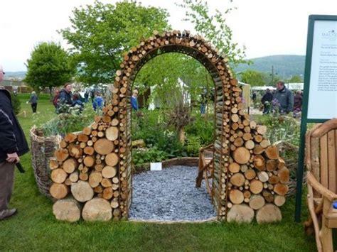 How To Build A Garden Arch Diy Garden Ideas Garden Arch And Bench Ideas For An