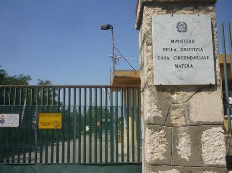 casa circondariale matera carcere casa circondariale matera 1 sappe basilicata