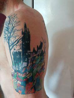 watercolor tattoos glasgow glasgow watercolour watercolor otzi
