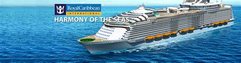 royal caribbean harmony of the seas royal caribbean s harmony of the seas cruise ship 2017