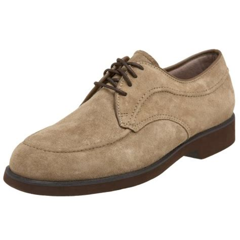 hush puppies mens shoes hush puppies s wayne oxford taupe suede 10 5 m bossman shoes