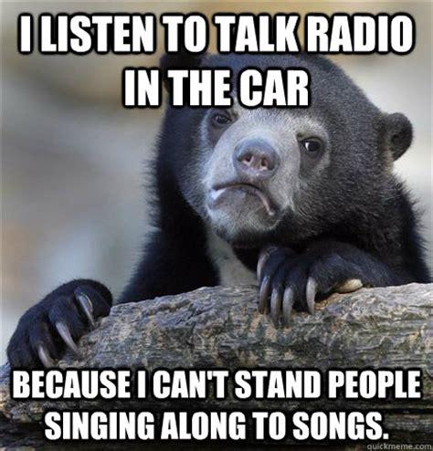 Radio Meme - funny cb radio memes